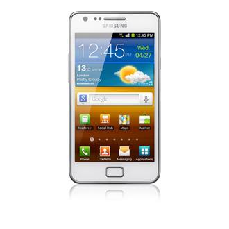 Samsung Galaxy S II GT-I9100 16GB Weiß