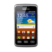 Samsung Galaxy Xcover GT-S5690 Schwarz (Schwarz, Orange)