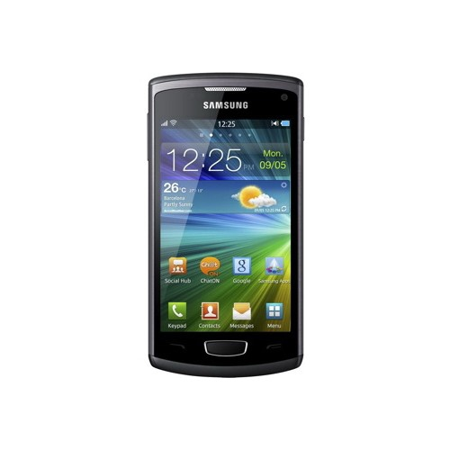 Samsung Wave III GT-S8600 2GB Schwarz (Schwarz)