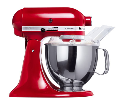 KitchenAid Artisan 5KSM150PS (Rot)