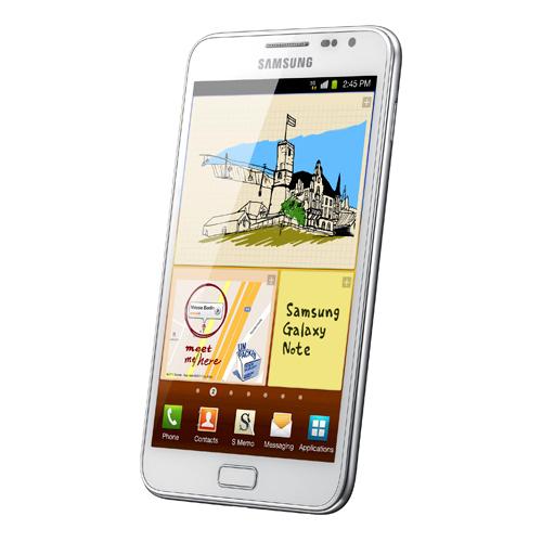 Samsung Galaxy Note GT-N7000 (Weiß)
