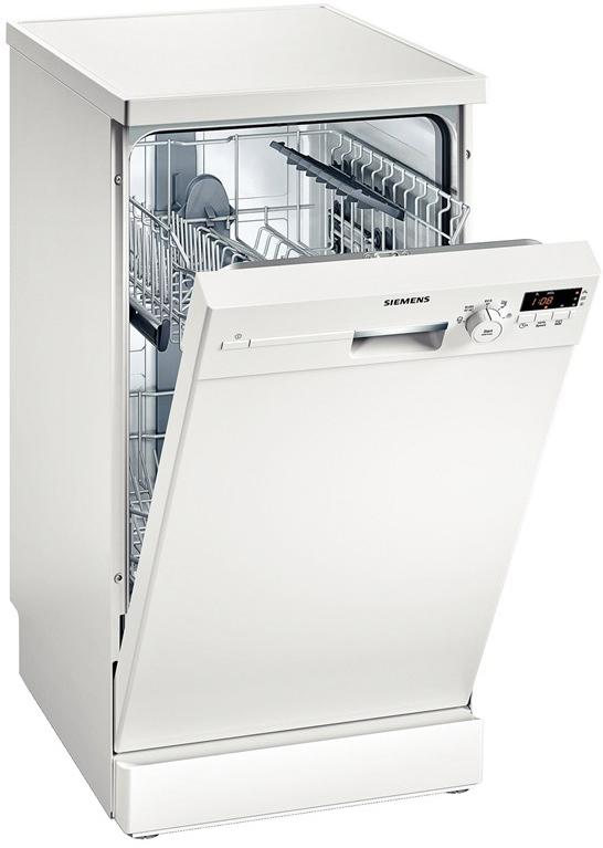 Siemens SR25E202EU Spülmaschine (Weiß)