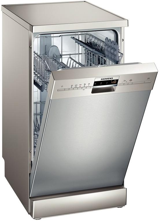 Siemens SR25M833EU Spülmaschine (Silber)