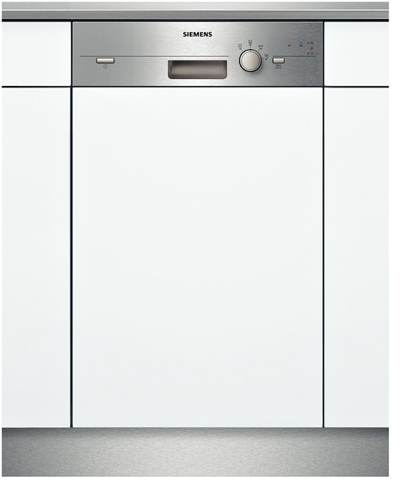 Siemens SR54E500EU Spülmaschine (Grau, Weiß)