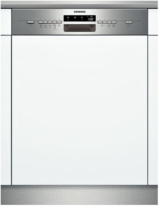 Siemens SX55M540EU Spülmaschine (Grau, Weiß)