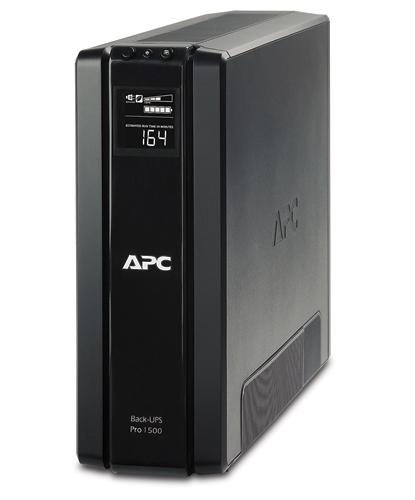 APC Back-UPS Pro 1500 (Schwarz)