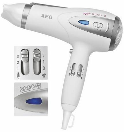 AEG HTD 5584 (Weiß)