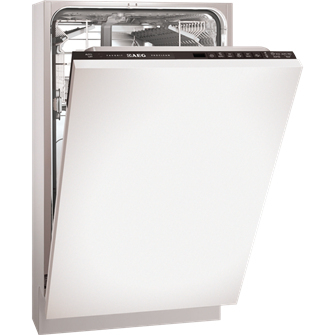 AEG F55402VI0P (Weiß)