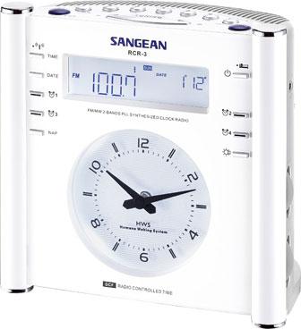 Sangean RCR-3 (Weiß)