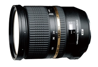Tamron SP 24-70mm F/2.8 Di VC USD, Canon