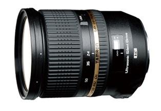 Tamron SP 24-70mm F/2.8 Di VC USD, Canon