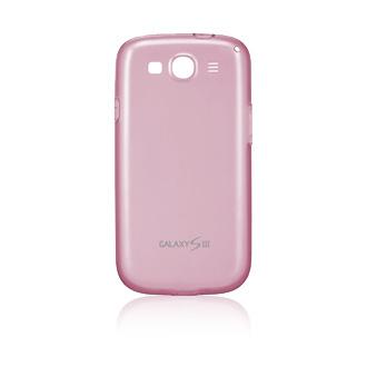 Samsung EFC-1G6W (Pink, Transparent)