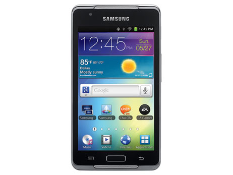 Samsung Galaxy Player 4.2 (Schwarz)