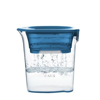 AEG AWFSJ4 (Blau, Transparent)