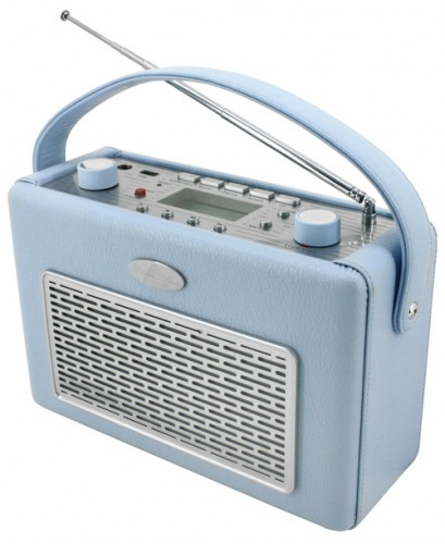 Soundmaster TR 50 USB (Blau)