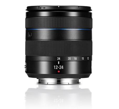 Samsung EX-W1224ANB Kameraobjektiv (Schwarz)