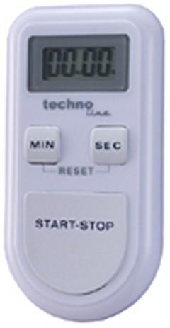Technoline KT-100 Elektrischer Timer (Weiß)