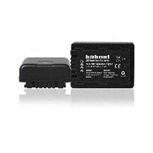 Hahnel HL-L090 Wiederaufladbare Batterie / Akku (Schwarz)