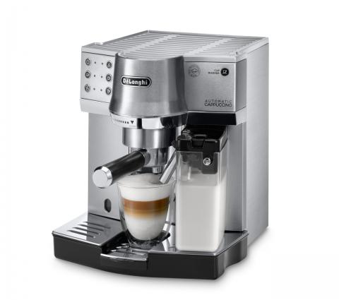 DeLonghi EC 860.M Kaffeemaschine (Silber)