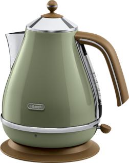 DeLonghi KBOV 2001.GR Wasserkocher (Grün)