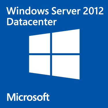 Microsoft Windows Server 2012 Datacenter, x64, 1Pk, 2CPU, OEM, DEU