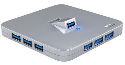 Sedna SE-USB3-HUB-310i (Silber)