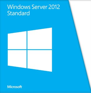 Microsoft Windows Server Standard 2012, 64-bit, 5 CAL, DVD, DEU