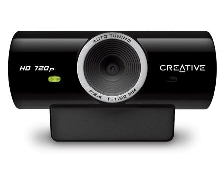 Creative Labs Live! Cam Sync HD (Schwarz)