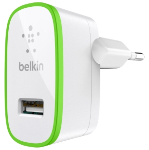 Belkin F8J052CWWHT Ladegeräte für Mobilgerät (Grün, Weiß)