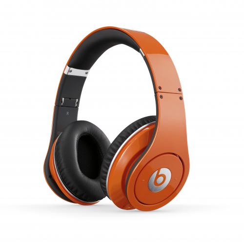 Beats by Dr. Dre Studio (Orange)