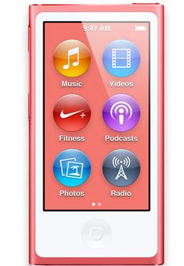 Apple iPod nano 16GB (Pink)