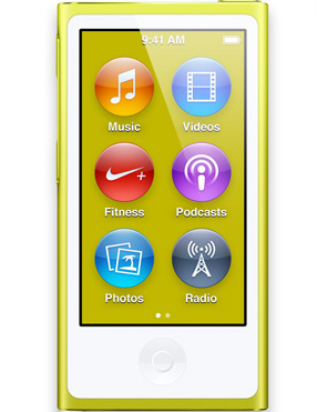 Apple iPod nano 16GB (Gelb)