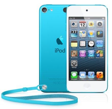 Apple iPod touch 32GB (Blau)
