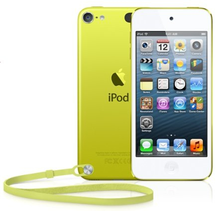 Apple iPod touch 32GB (Gelb)