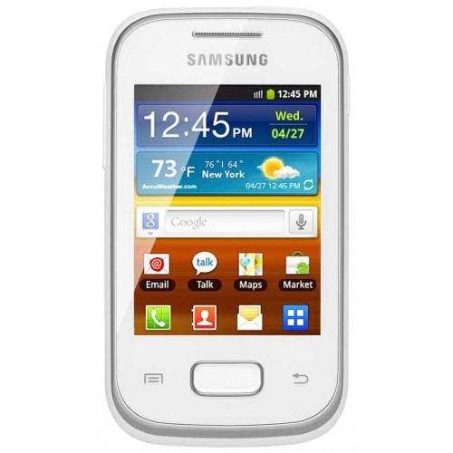 Samsung Galaxy Pocket GT-S5300 (Weiß)