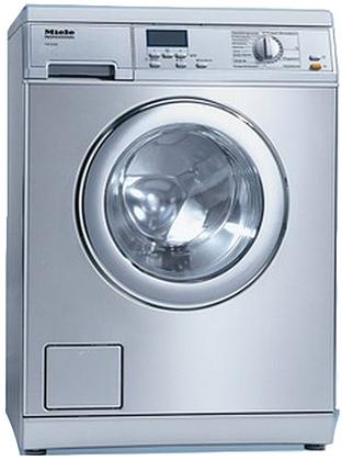 Miele PW 5065 AV Wasch-Trockner (Silber)