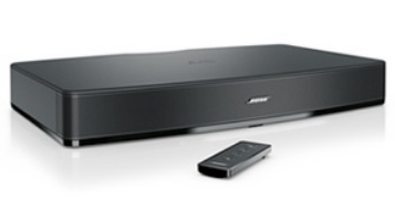 Bose Solo TV (Schwarz)