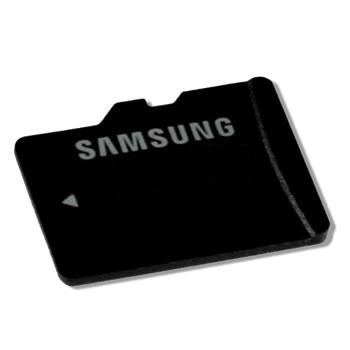 Samsung 16GB MicroSDHC Class 6 (Schwarz)