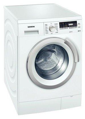 Siemens WM14S444 Waschmaschine (Weiß)