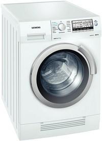 Siemens WD14H540 Wasch-Trockner (Weiß)