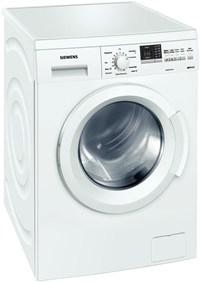 Siemens WM14Q341 Waschmaschine (Weiß)