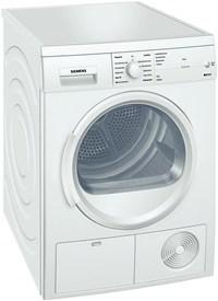 Siemens WT46E103 Wäschetrockner (Weiß)