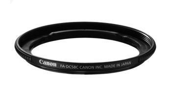 Canon FA-DC58C (Schwarz)