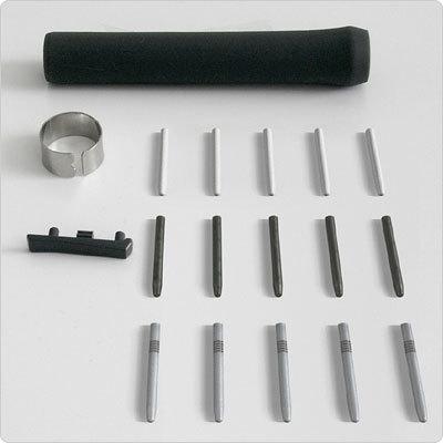 Wacom FUZ-A119 Tastatur Zubehör (Aluminium, Schwarz, Grau, Weiß)