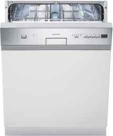 Gorenje GI64424XV Spülmaschine (Silber, Edelstahl)