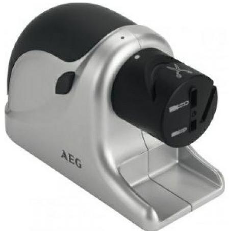 AEG MSS 5572 (Schwarz, Silber)