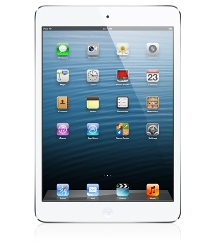 Apple iPad mini 16GB Weiß (Weiß)