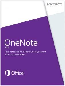 Microsoft OneNote 2013, x32/64, 1u, DEU