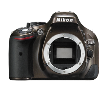 Nikon D5200 24.1MP CMOS 6000 x 4000Pixel Bronze (Bronze)