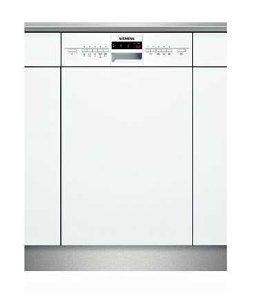 Siemens SR55M235EU Spülmaschine (Weiß)